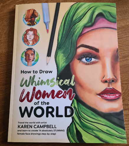 Whimsical Women of the World Book