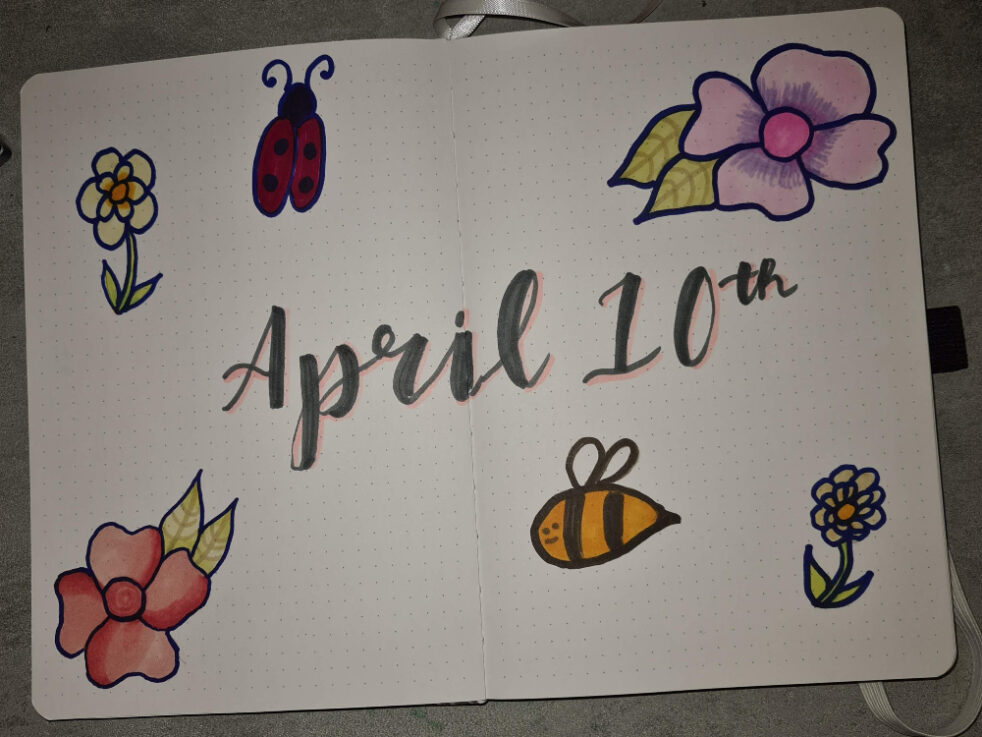 April 10th Archer & Olive and Spectrum Noir