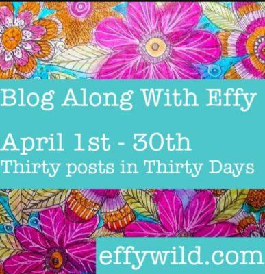 Blog-Along with Effy