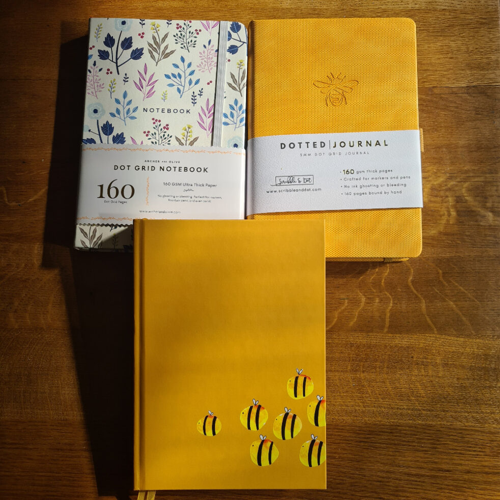 all journals unwrapped