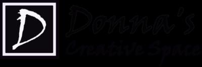 Donna's Creative Space Logo
