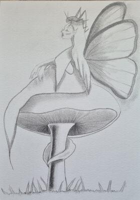 graphite fairy