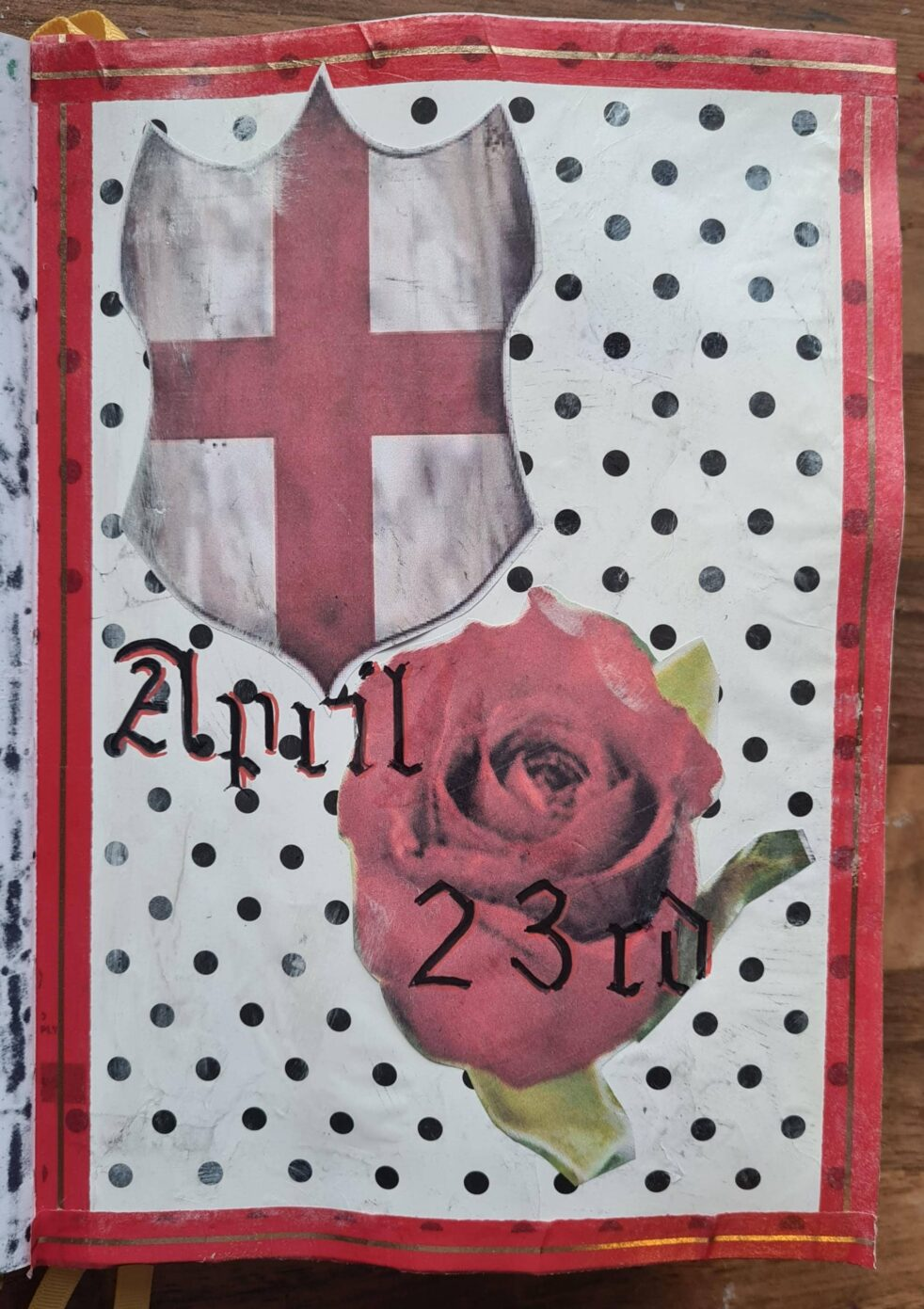st georges day page 1