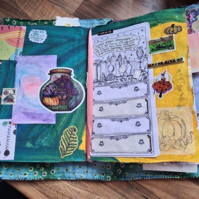 Journal Inside Page - Kia