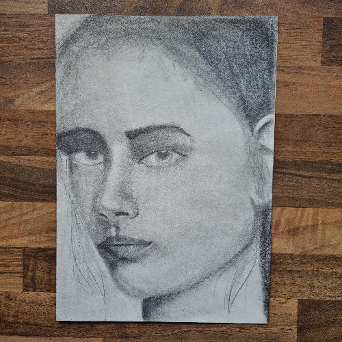graphite - portrait