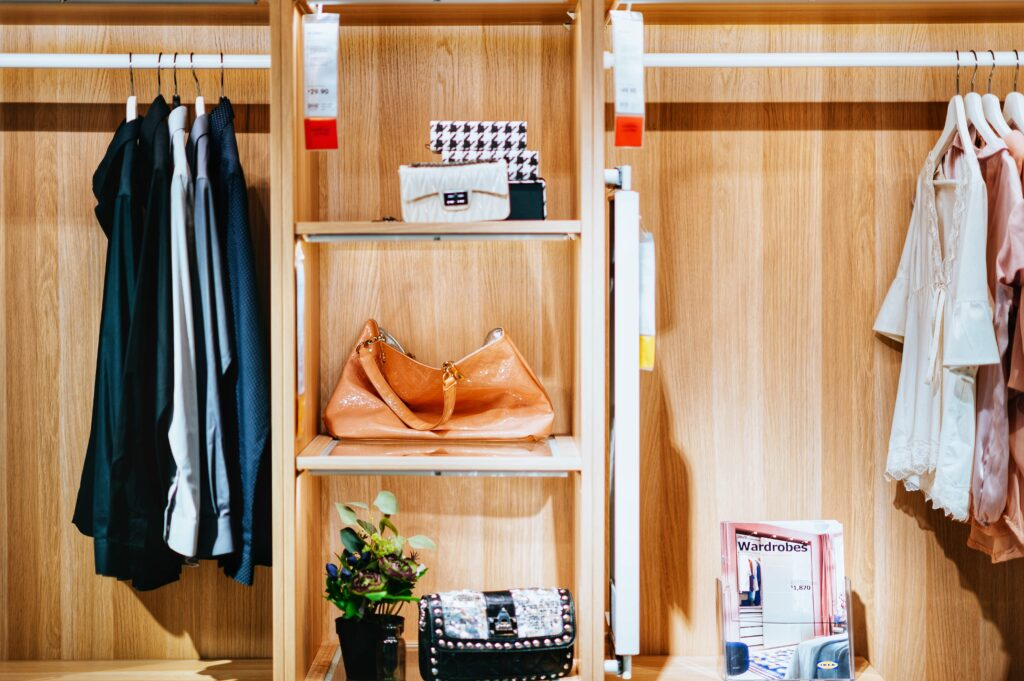 How to build your own Capsule Wardrobe.