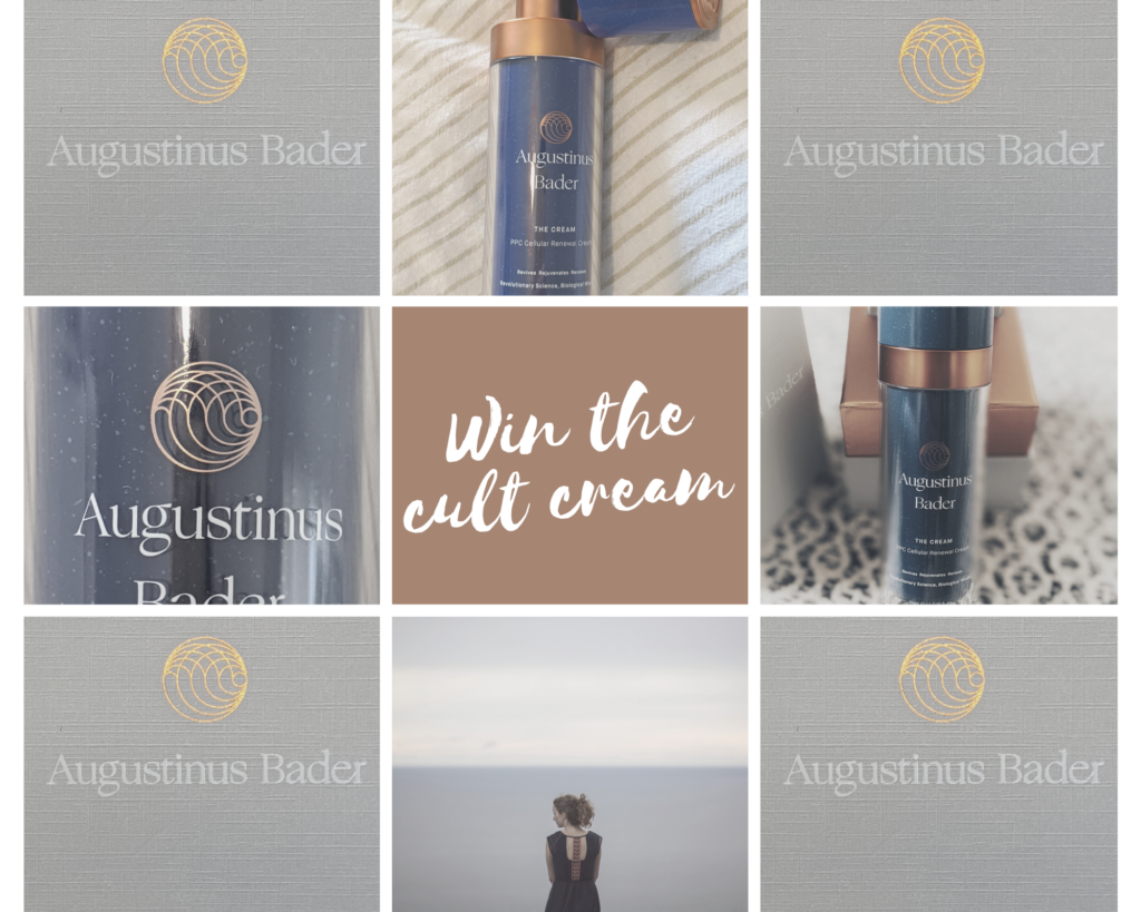 Augustinus Bader, The Cream Review and Giveaway.