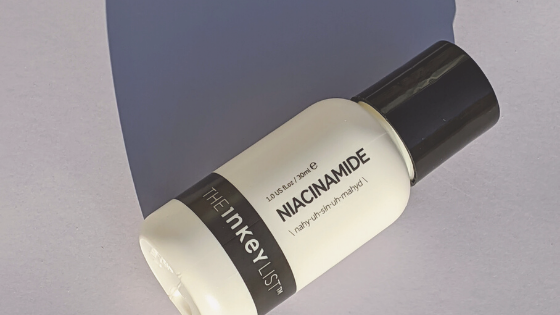 The Inkey list Niacinamide Review