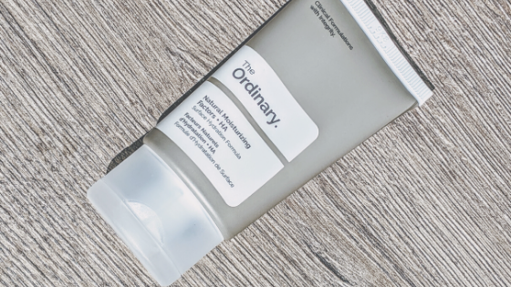 The Ordinary Natural Moisturising Factors Review