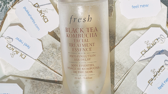 Fresh Black Tea Treatment Essence Review