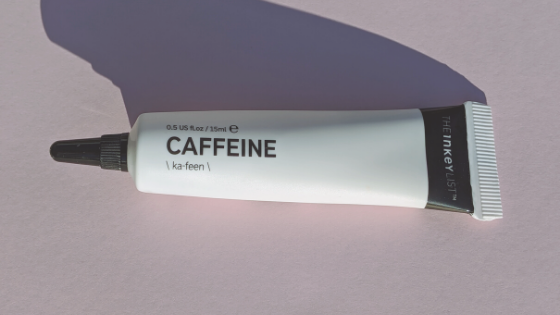 The Inkey List Caffine Eye Cream Review