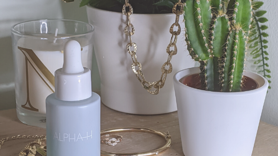 Alpha H Vitamin B serum review