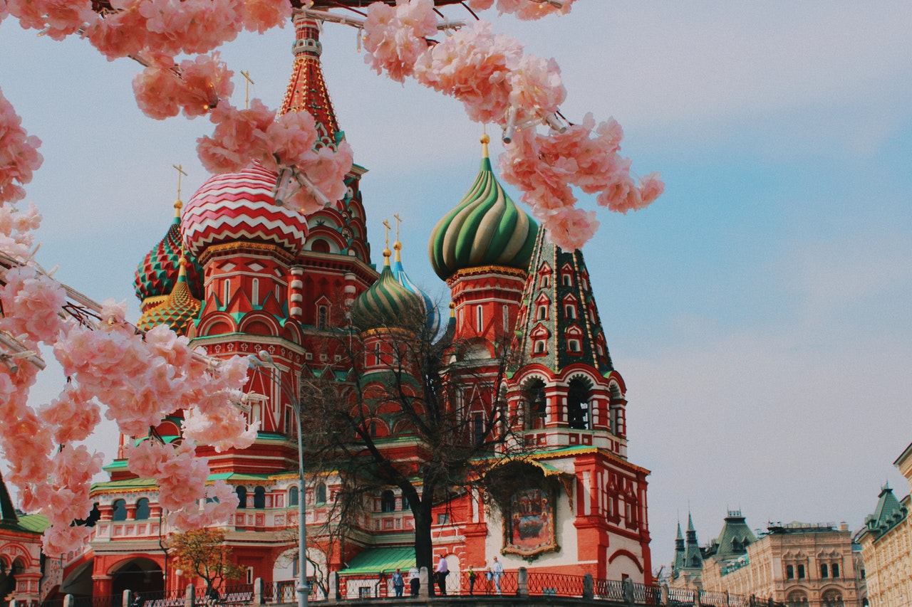 1) Russia and Russian Language