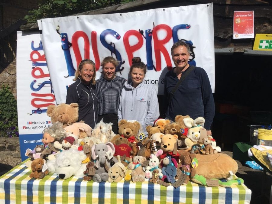 Inspire Sport Fund Raising