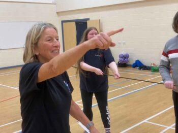 Maggie North Head Coach