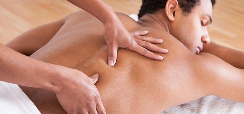 Massagens terapeuticas