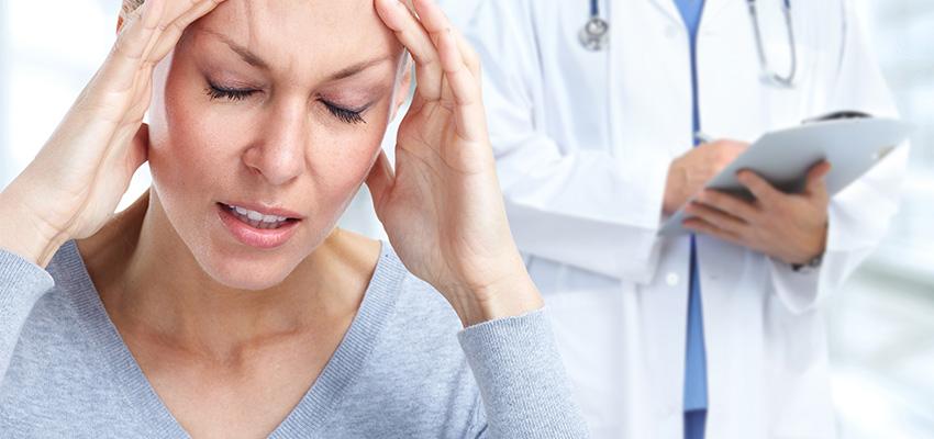 Alterações nos nervos cranianos