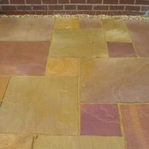 Lalitpur Yellow - Natural Riven 20m² Project Pack