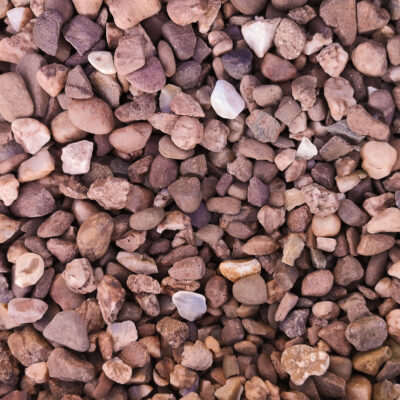 Pea Gravel 10mm Polybag - 20kg