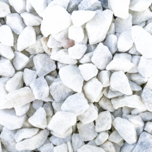 Arctic White 20mm Large Bag  - 20kg
