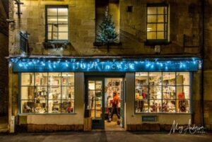 Shop Front Christmas