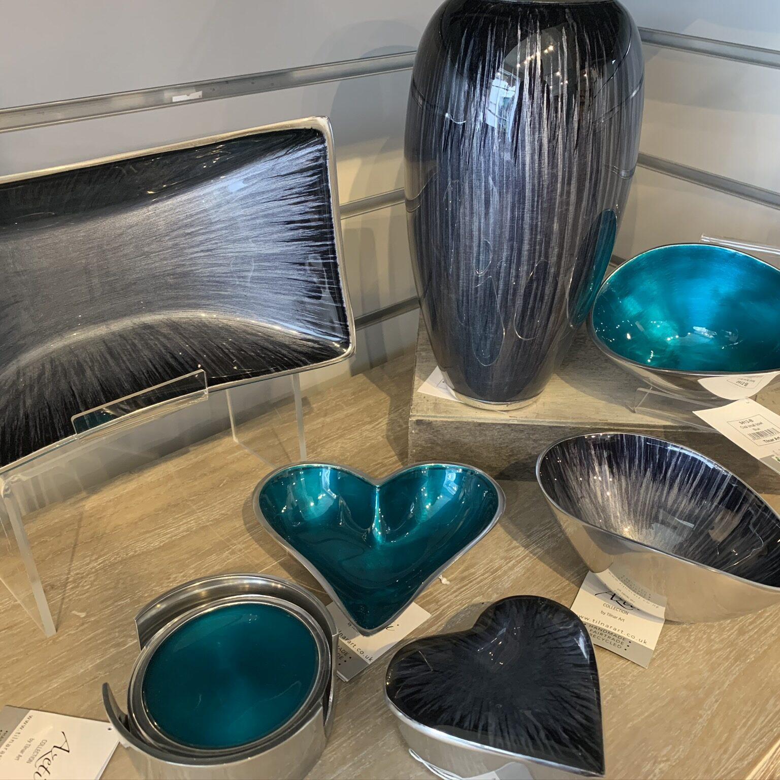 Azeti Collection by Tilnar Art
