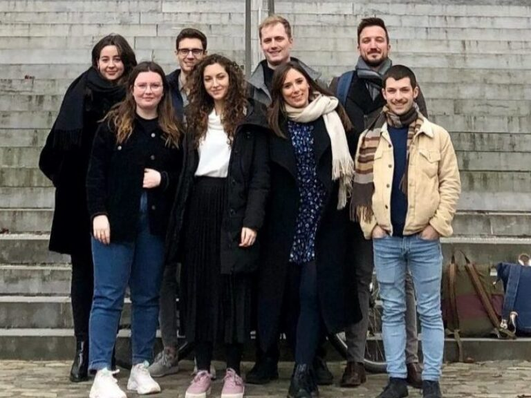 Read more about the article A young task force writing the history of a more democratic EU!