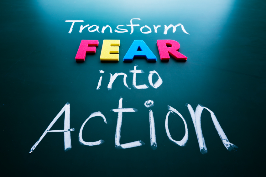 How to overcome Fear of Failure?