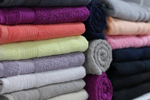 Towels, Linens, Store, Bath Linen, White