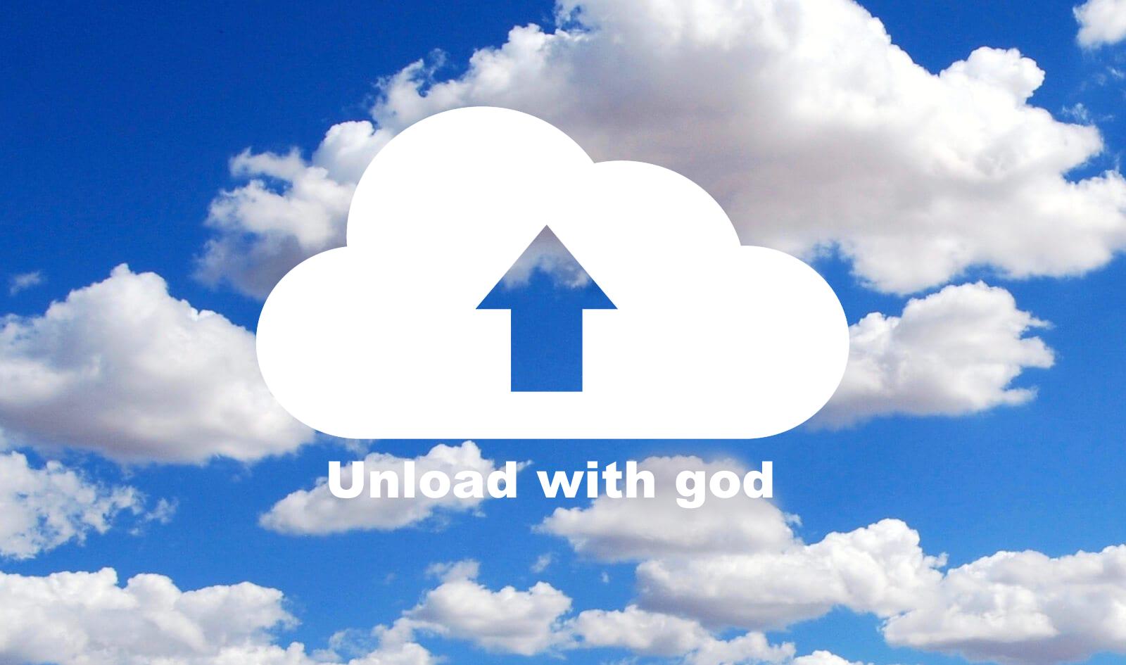 clouds god