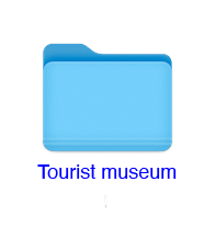 Tourist museum