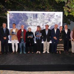 La modelo Paloma Lago presenta la IV edición de los Premios Essentially Mallorca.