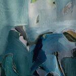 ''İsimsiz İnsan'', 73 X 60 cm, kraft kağıt üzerine yağlı boya, 2002