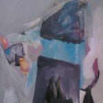 ''İsimsiz'', 80 X 65 cm, tuval üzerine yağlı boya, 2004