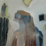 ''Baba Sarı'', 100 X 80 cm, tuval üzerine yağlı boya, 2005