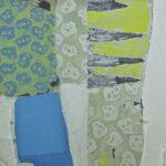 """Evin Sanat Galerisi 2010 Nuri İyem Resim Yarışması, """"Senin Gibidir Benim Bildiğim Bütün Motifler"""", 89X115 cm, tuval üzerine yağlı boya, , 2010"""