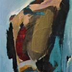''Kayıp Resim'', 70 X 50 cm, tuval üzerine yağlı boya, 2004