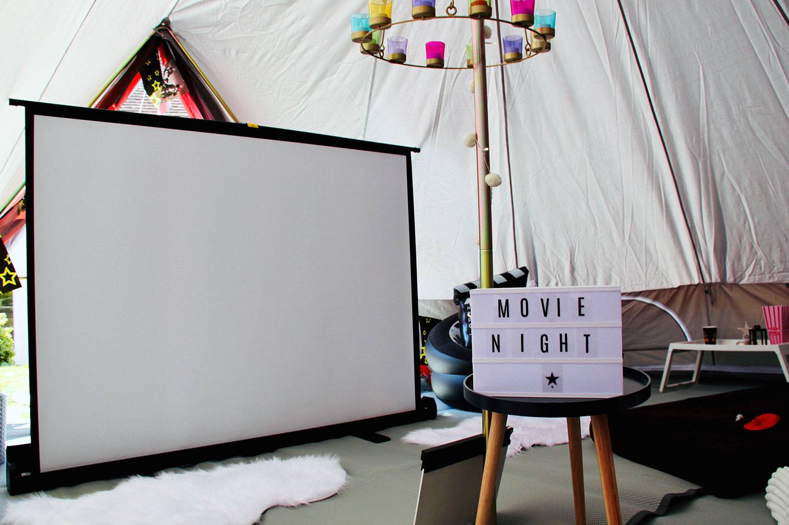Bell Tent Hire in East Sussex & Kent| Moon Dreamers