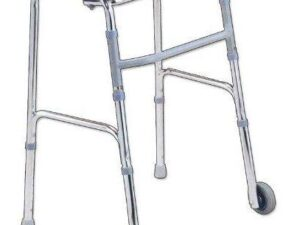height folding walkers