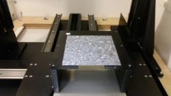 X-ray Laue Back-Scattered Camera: Polycrystalline Silicone Wafer Scanner