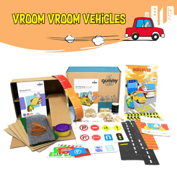 Vroom Vroom Vehicles