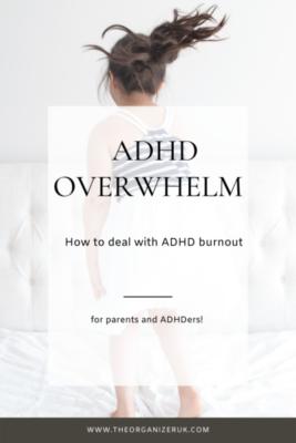 adhd overwhelm