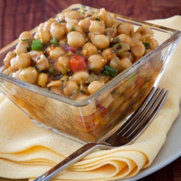 Chickpeas Salad (vg)
