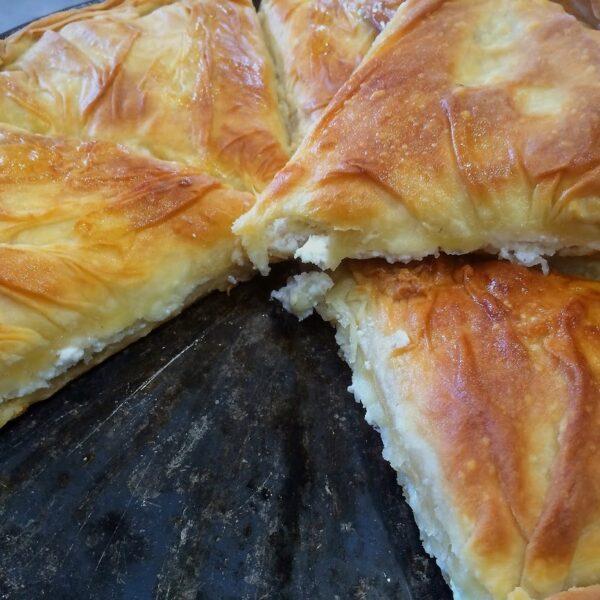 Cheese Pie (v)