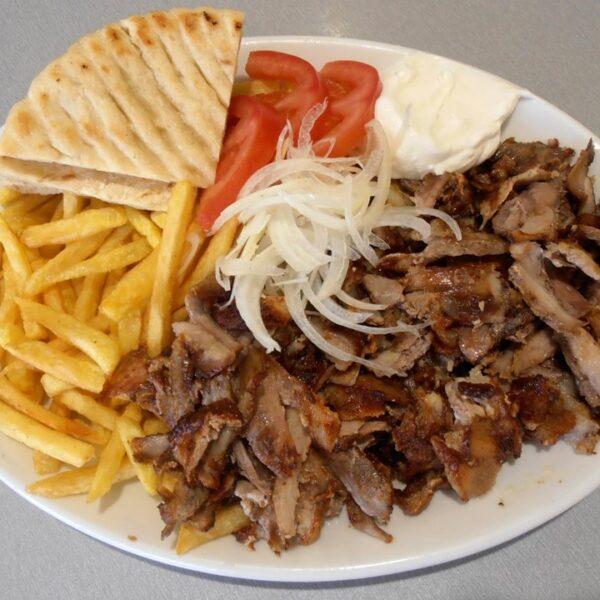 Gyros Pork