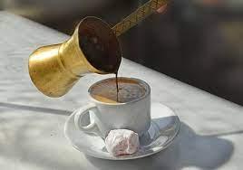 GREEK COFFEE / DOUBLE
