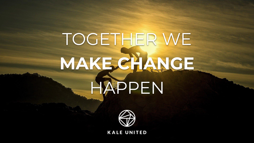 Kale United Smashes Funding Targets, Raises EUR350,000 in First Days of Latest Round