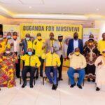 Buganda Launches NRM Task Force for 2021 general Elections