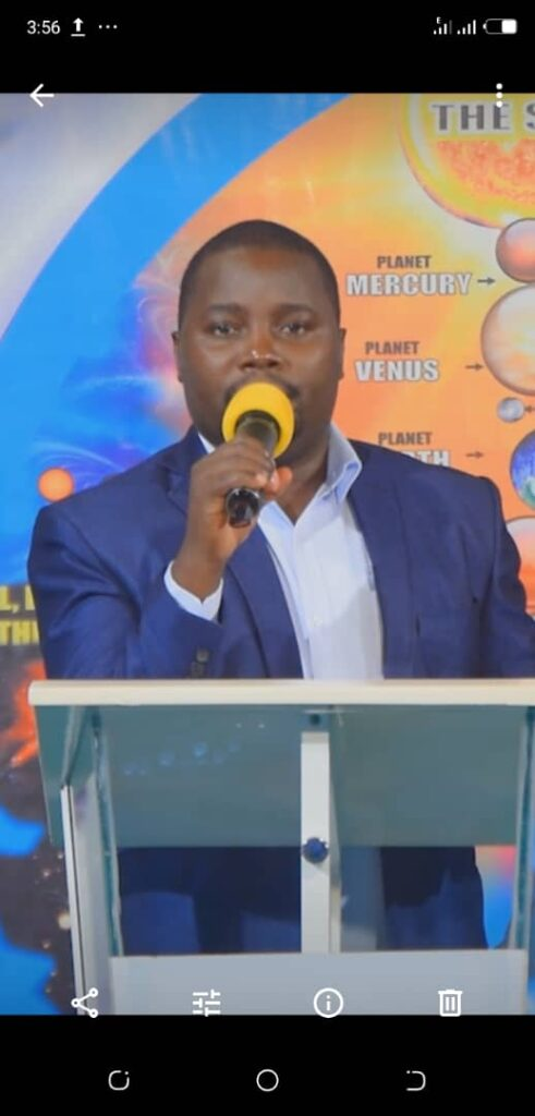 Apostle Ronald's Revelation Key Content Warning Message to M7