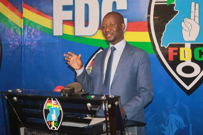 FDC Not to Attend the 3rd IPOD Summit on Friday.